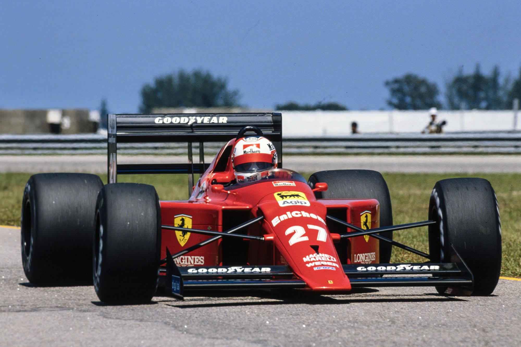 AAA F1 photos