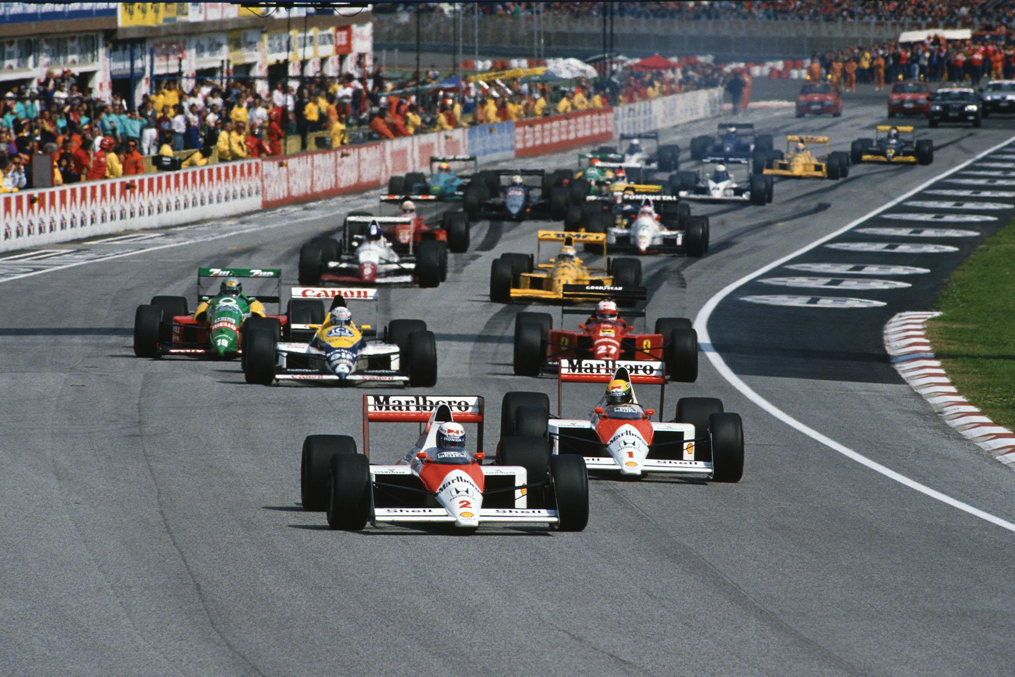 1989 SM GP start