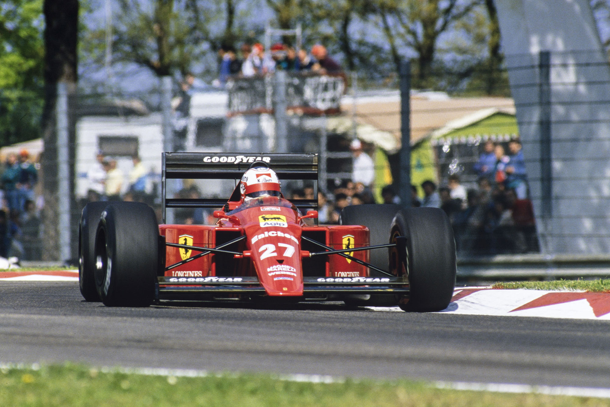 1989 San Marino GP Q3