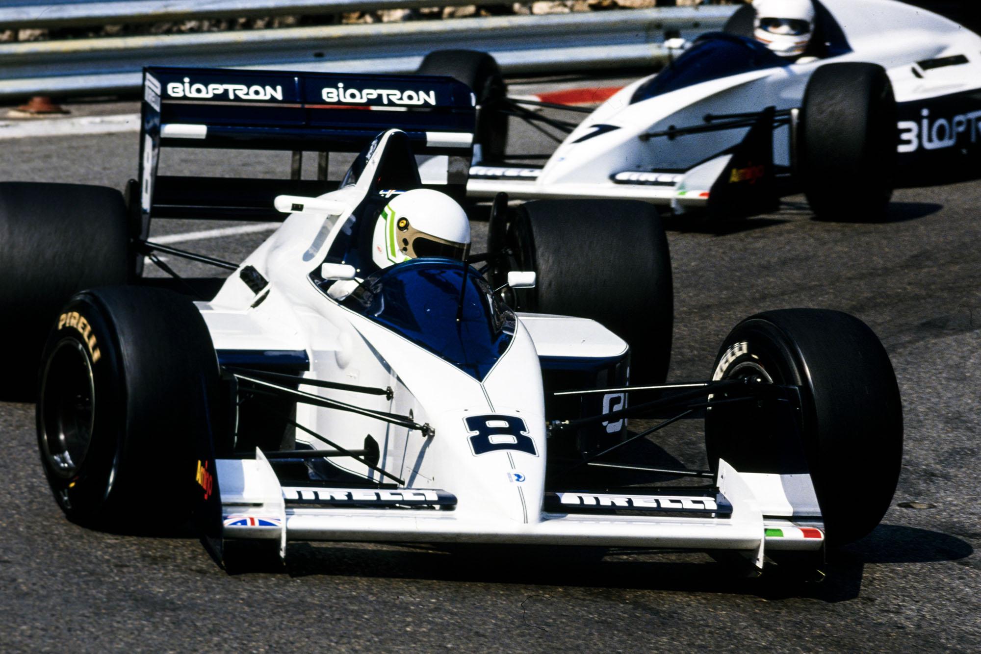 1989 Monaco GP Modena3rd