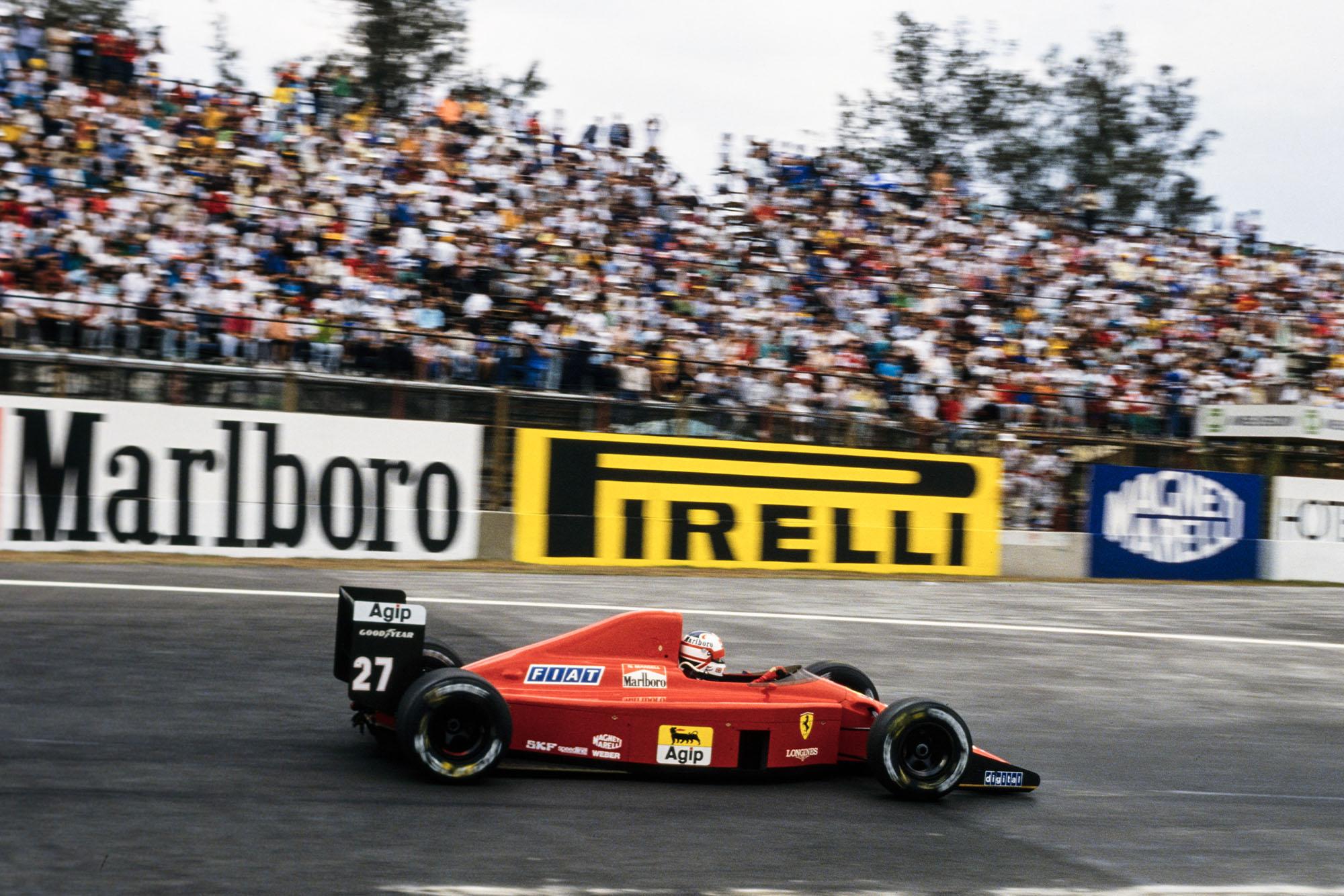 1989 Mex GP Mansell