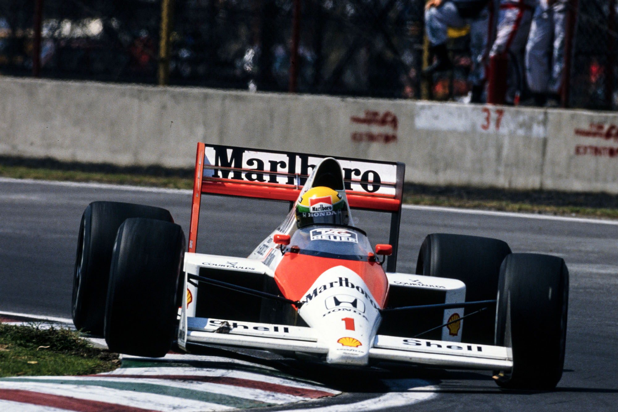 1989 Mex GP feature