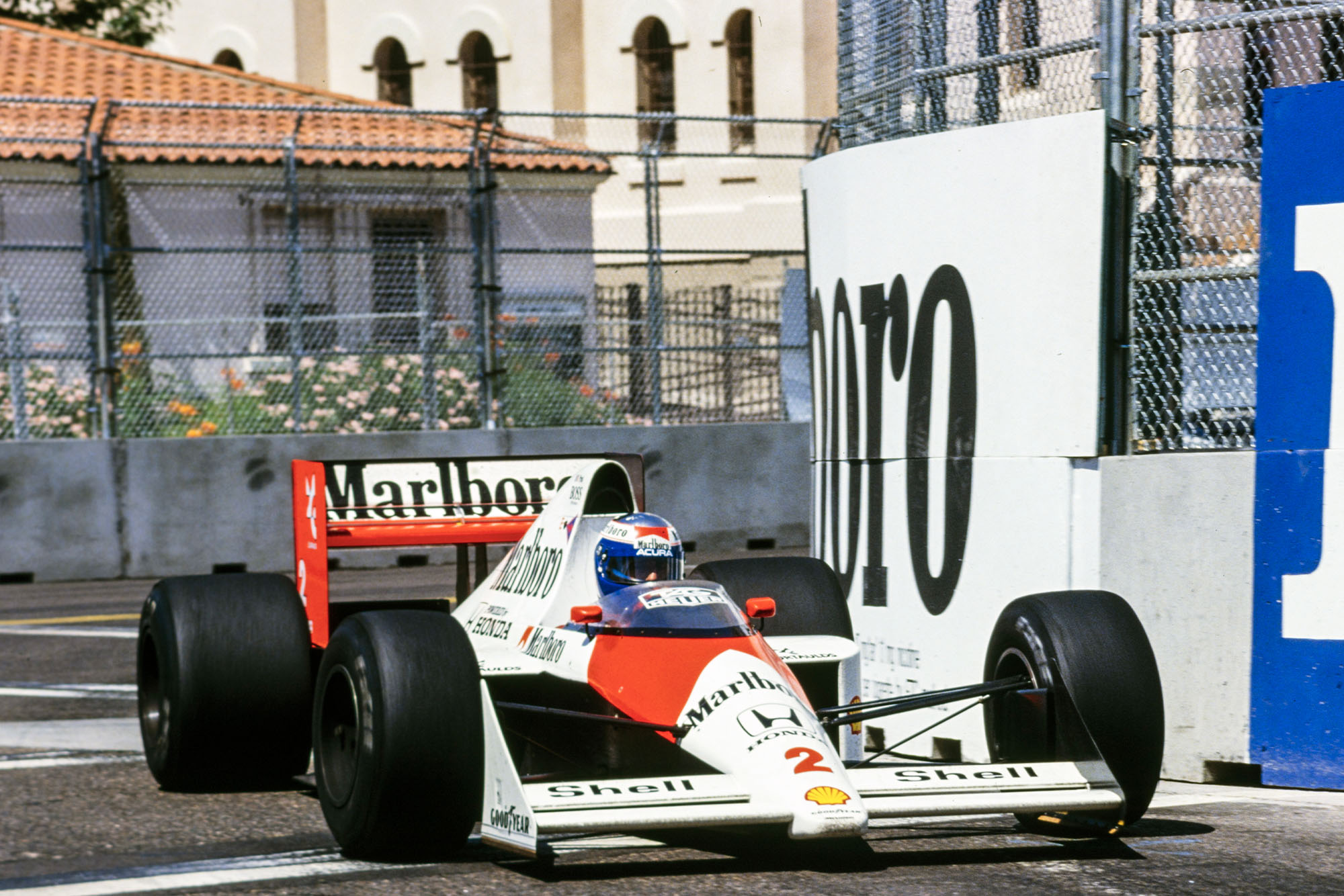 1989 US GP feature