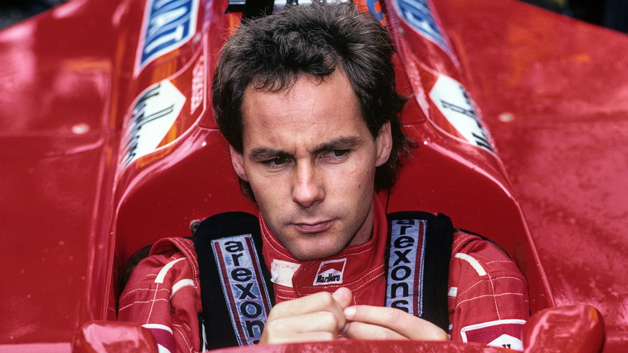 Gerhard Berger, 1988 Monaco GP