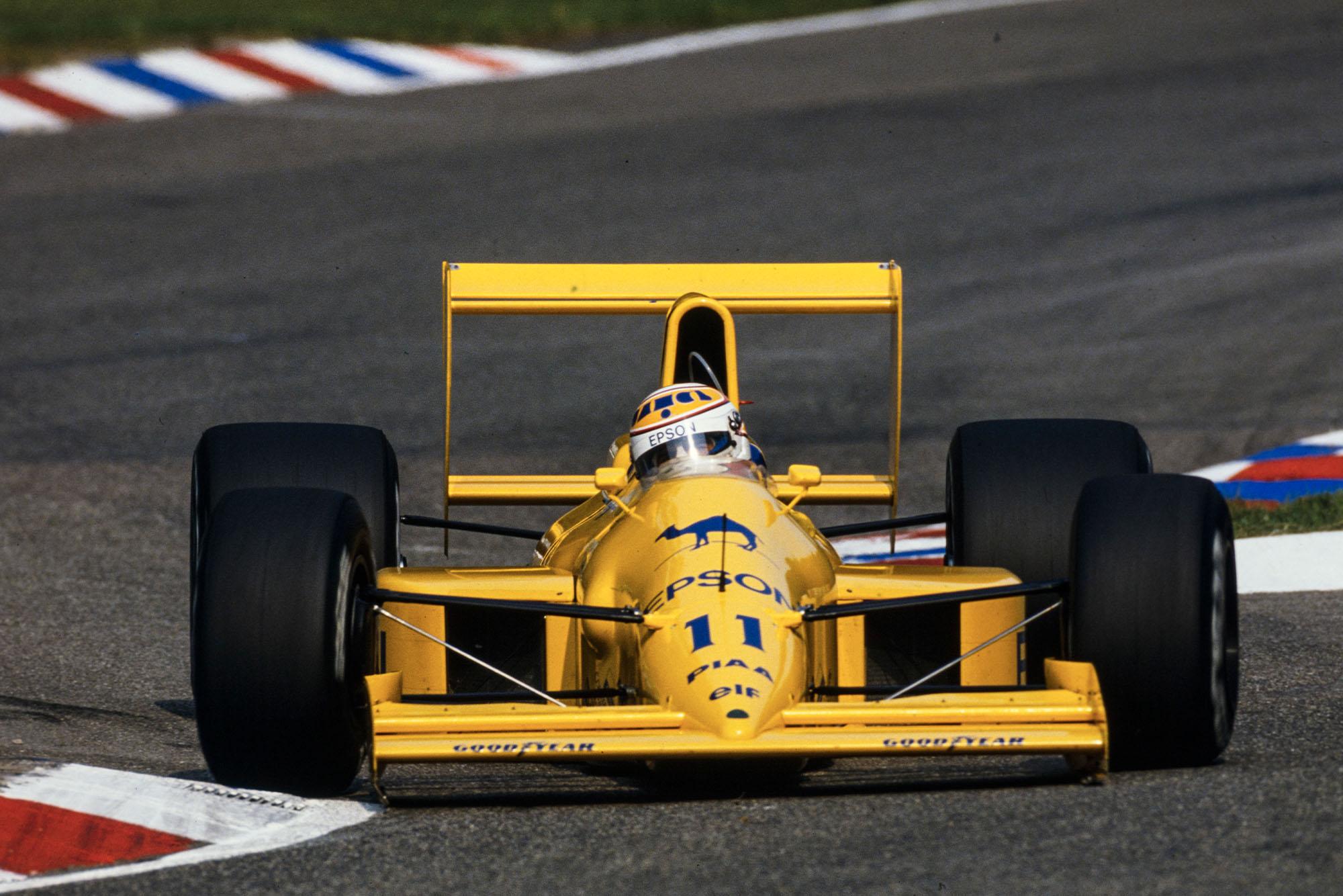 1989 GER GP PiquetR5th