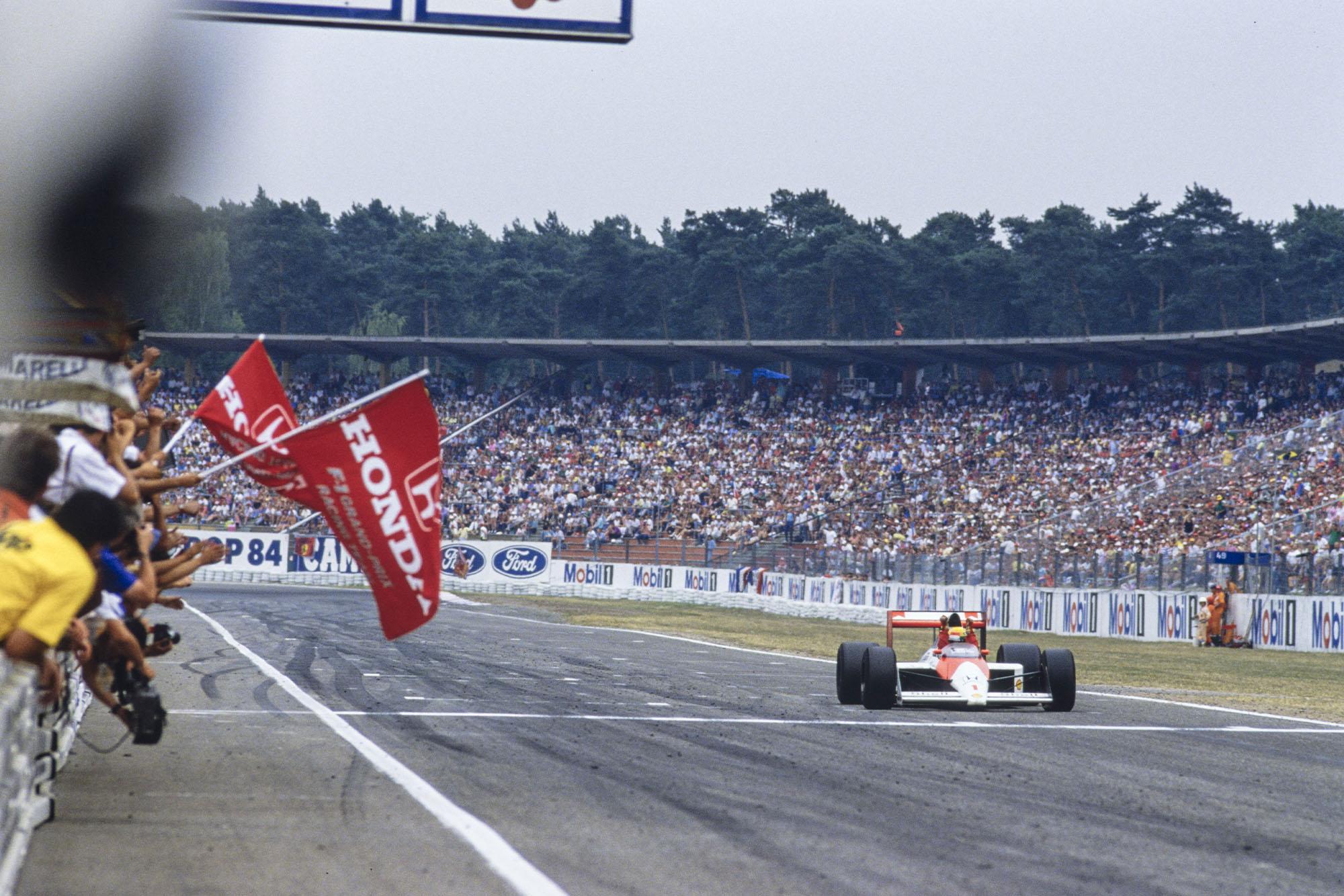 1989 GER GP finish