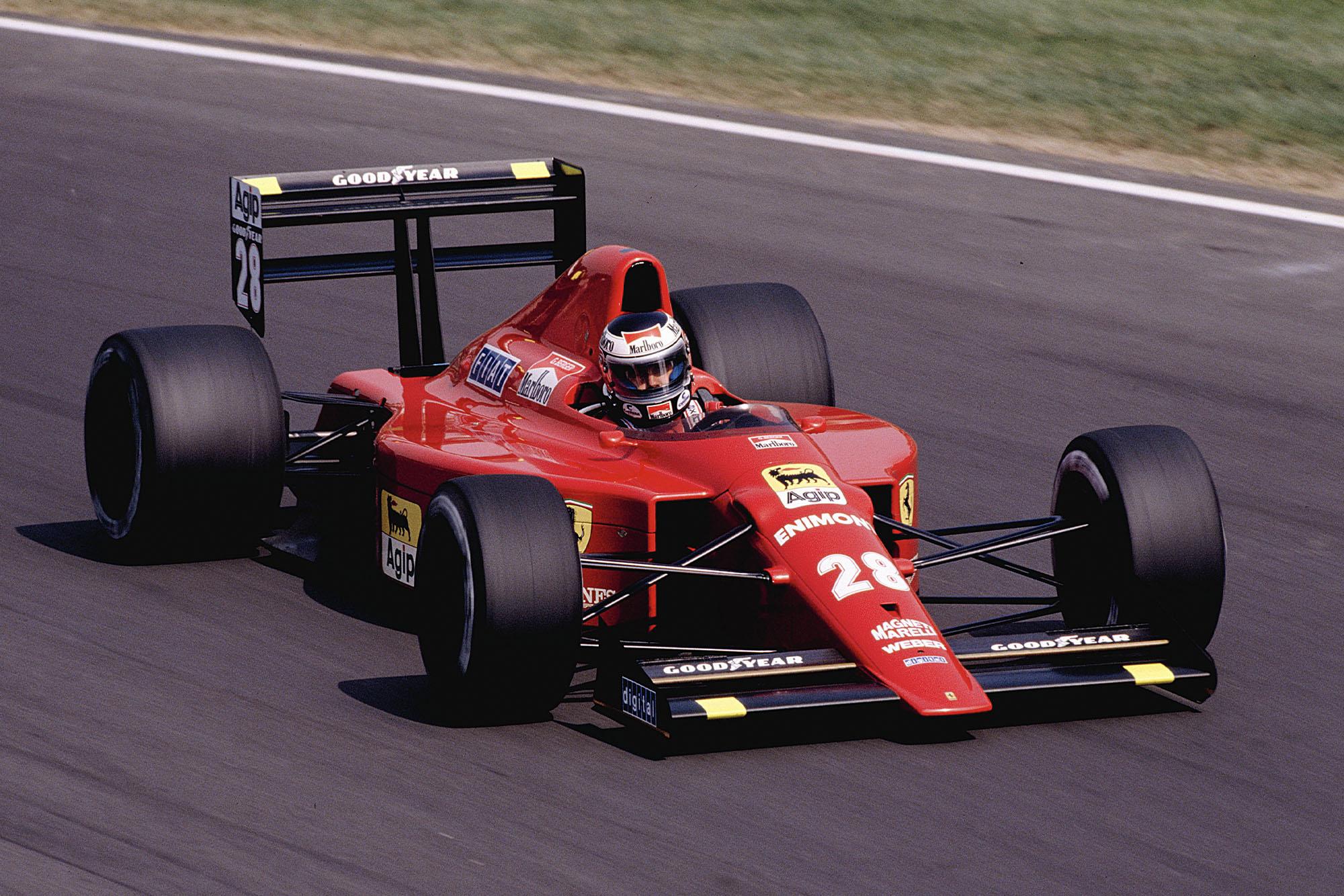 1989 ITA GP Berger Q3