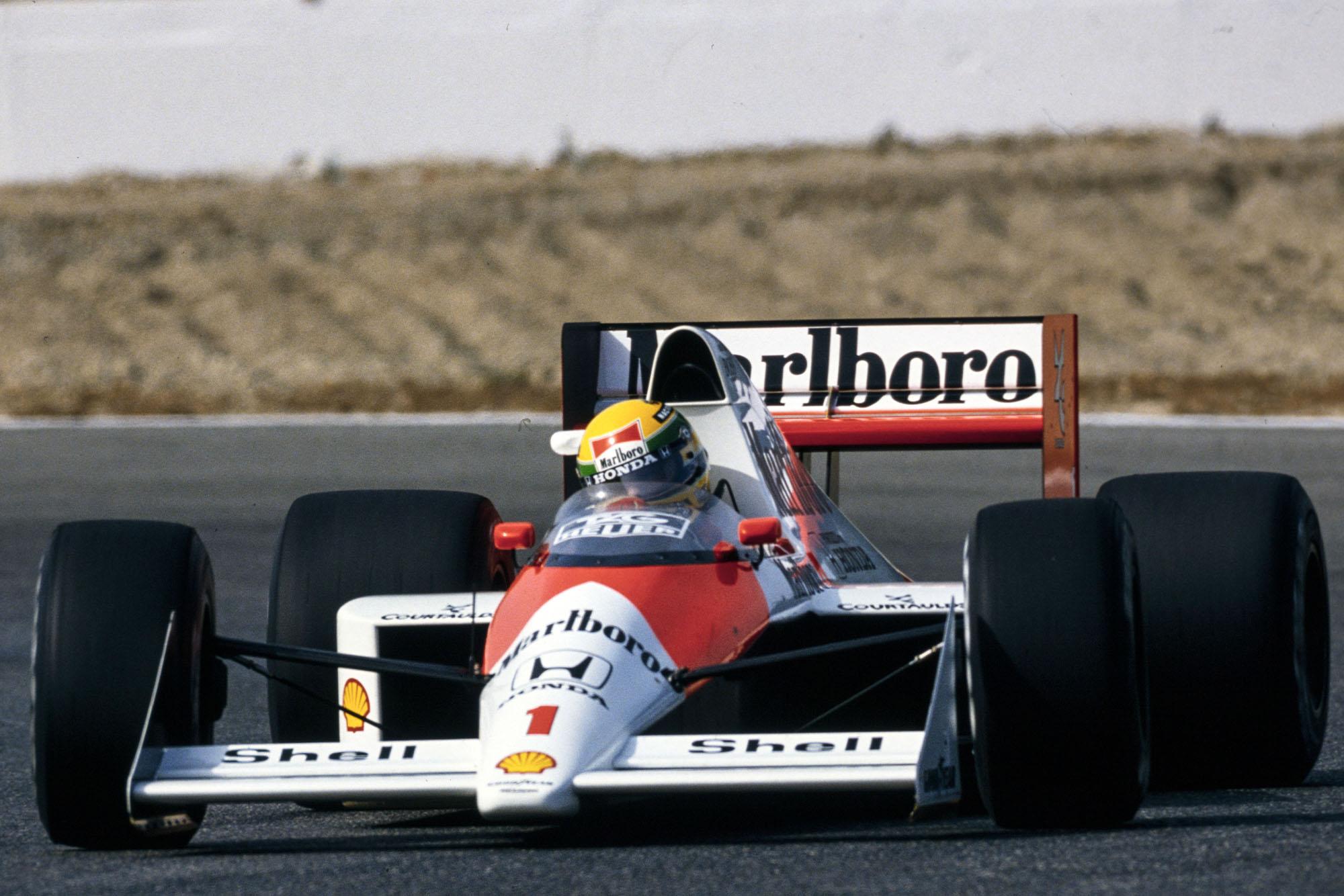 1989 SPA GP Berger