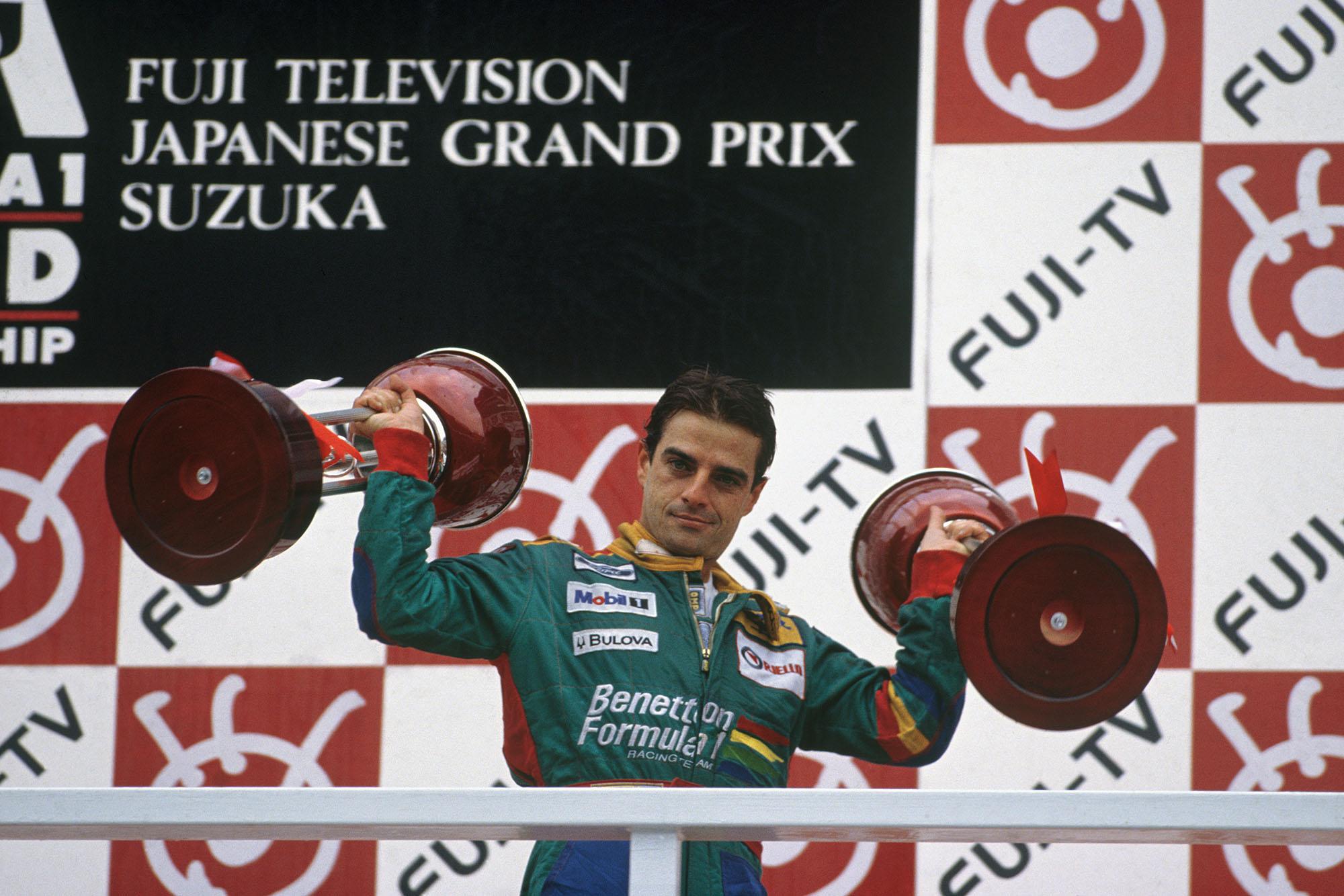 1989 JAP GP Nannini