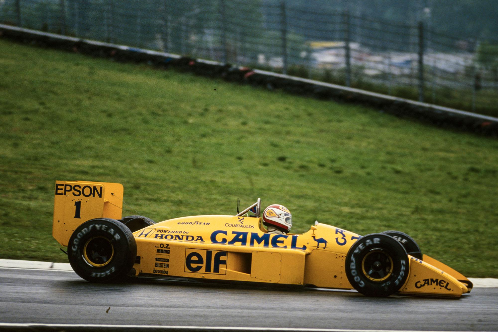 1988 SAN GP PiquetQ3