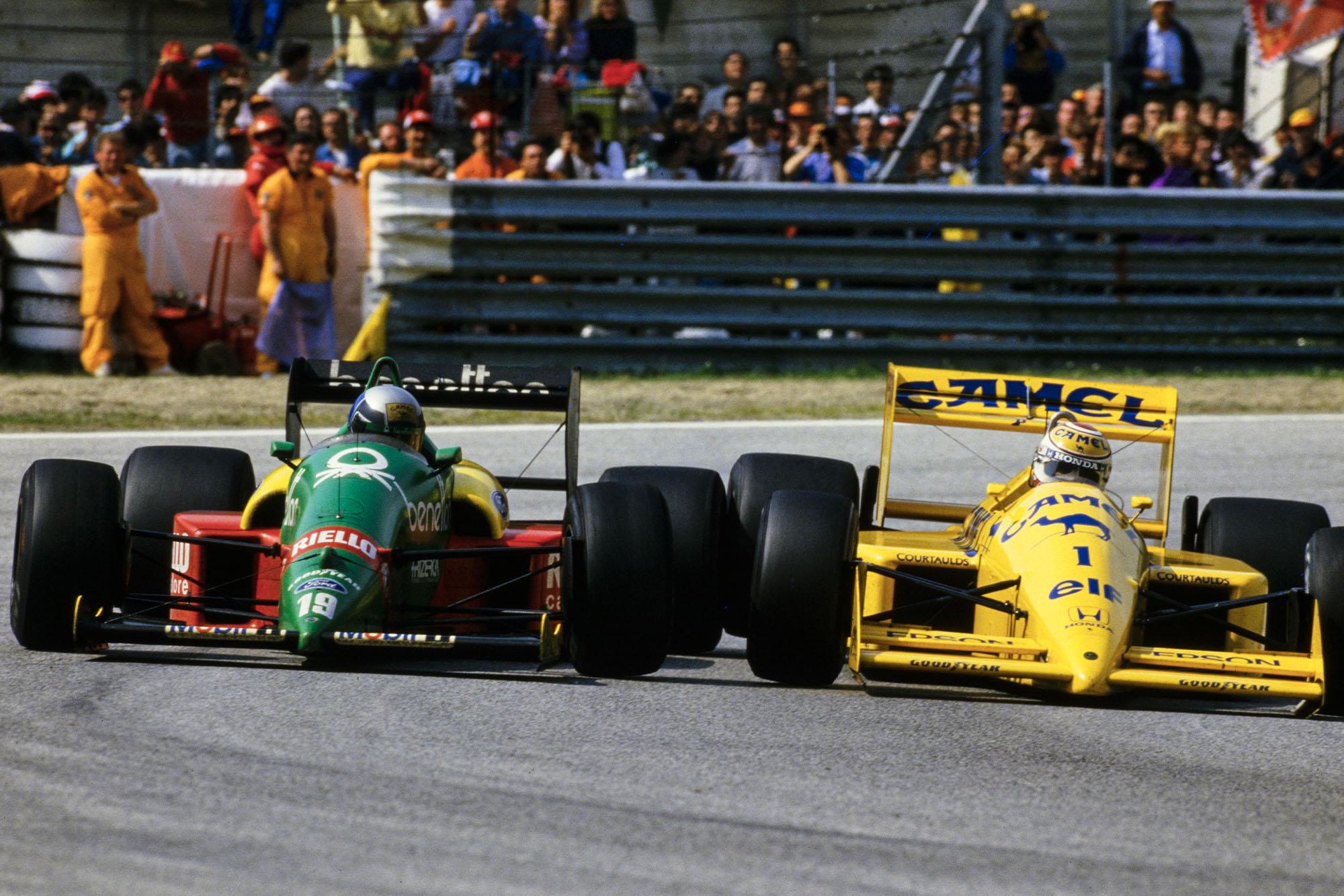 1988 SAN GP battle 2