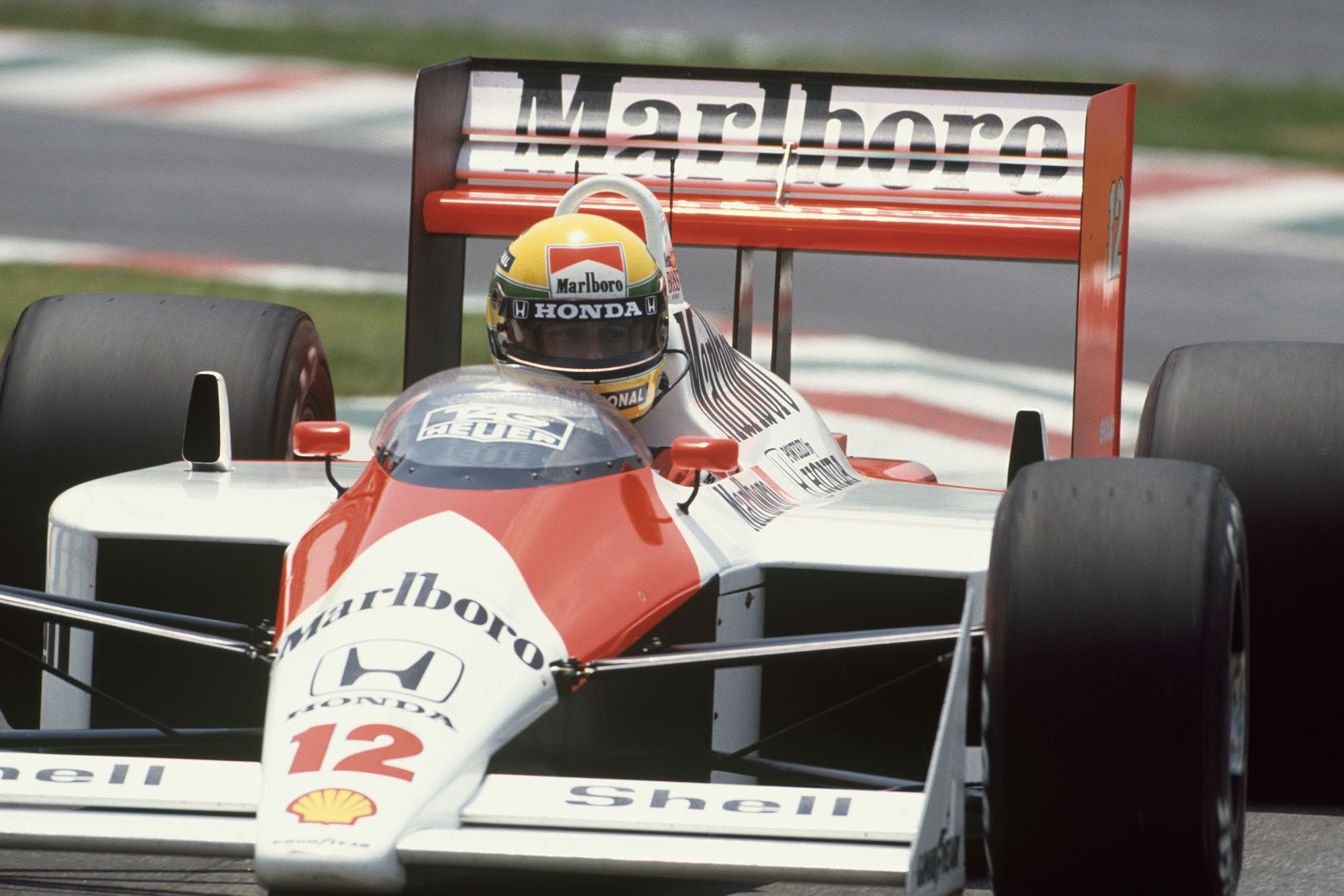 1988 MEX GP pole