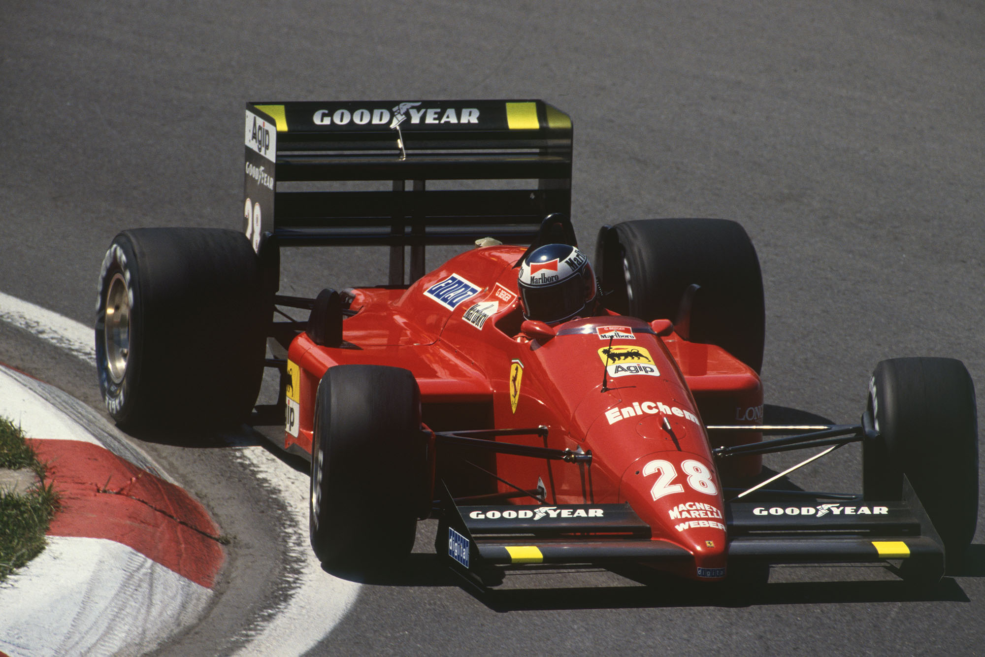 1988 CAN GP BergerQ3