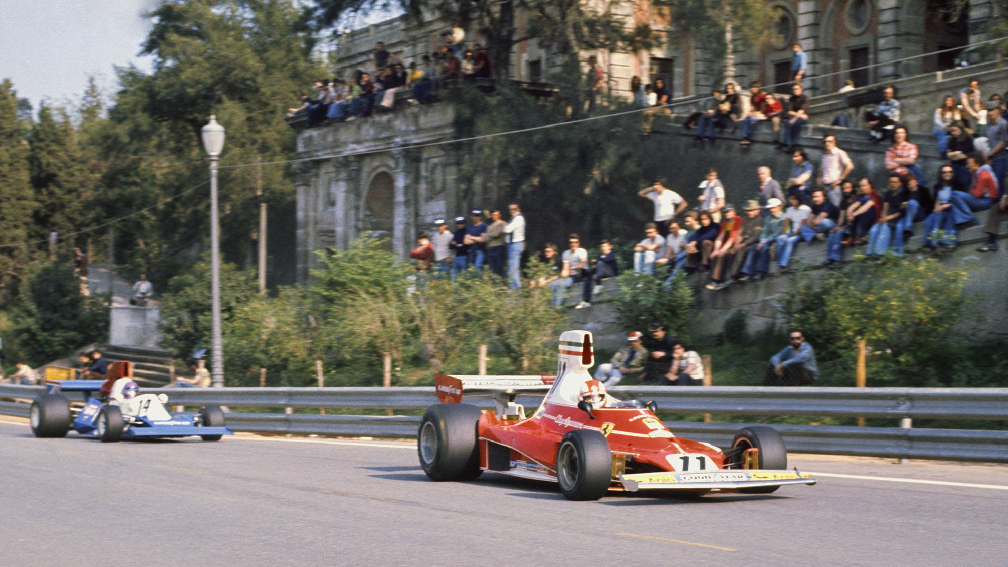 Montjuic Regazzoni