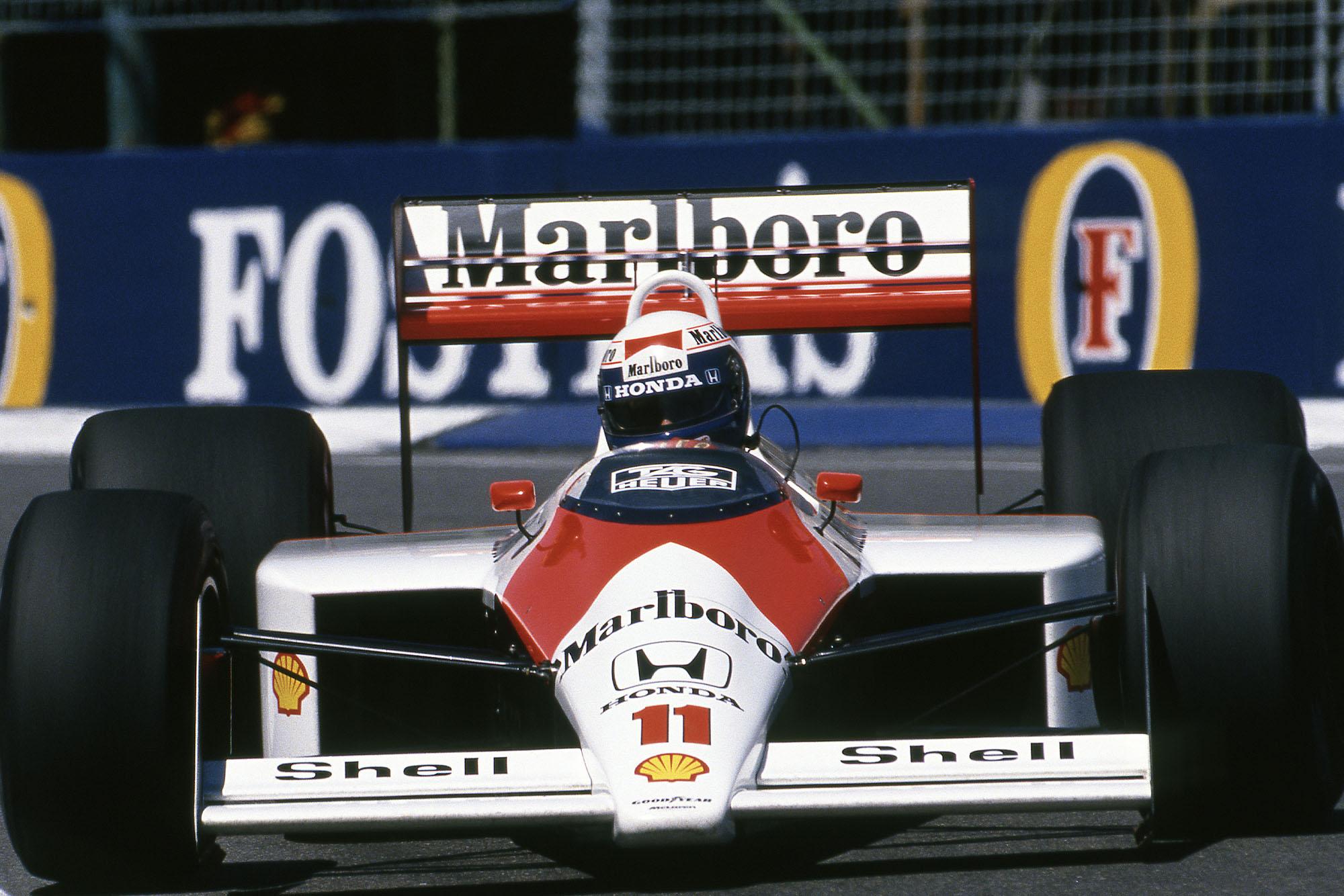 1988 AUS GP Prost