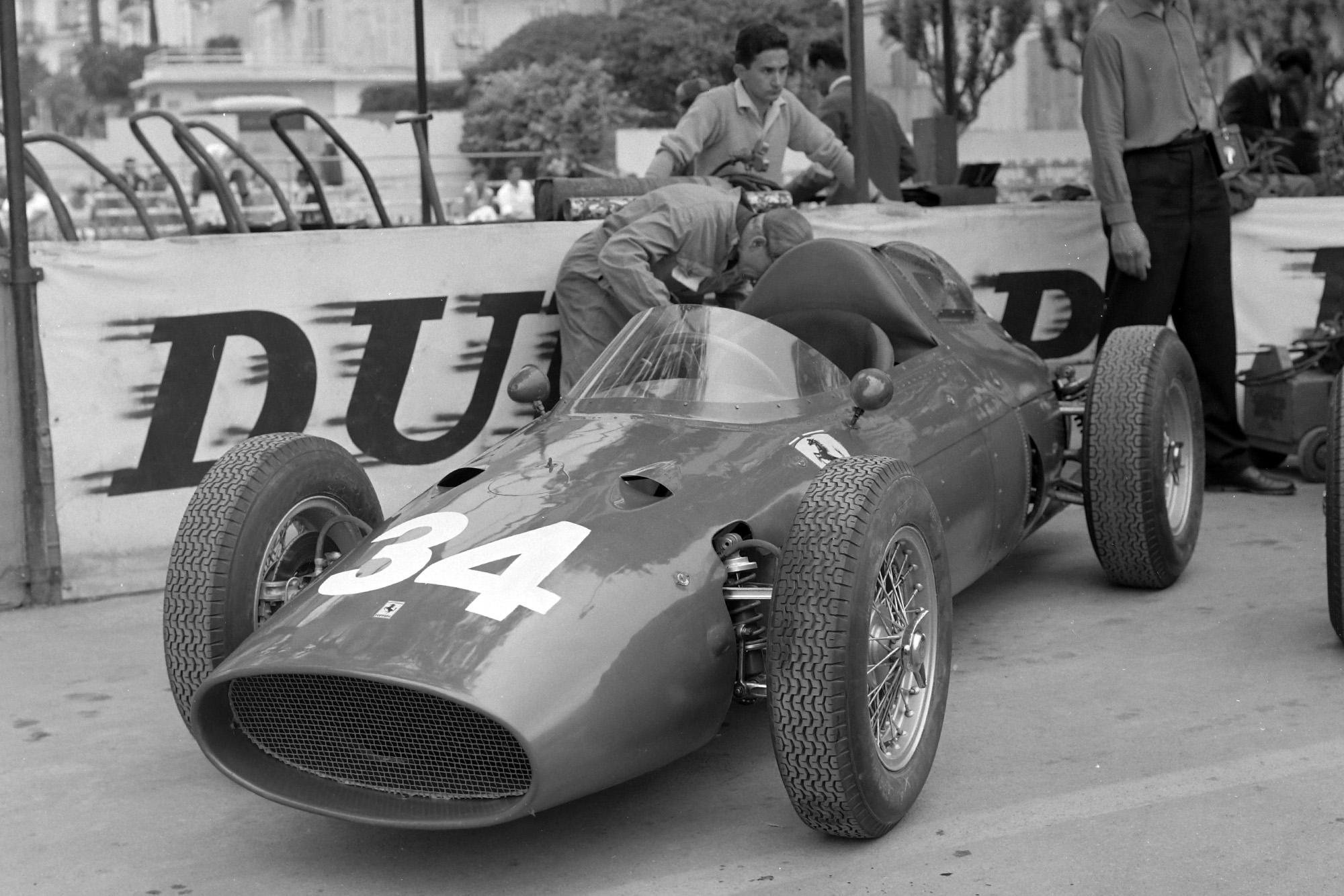 Richie Ginther's Ferrari 246P