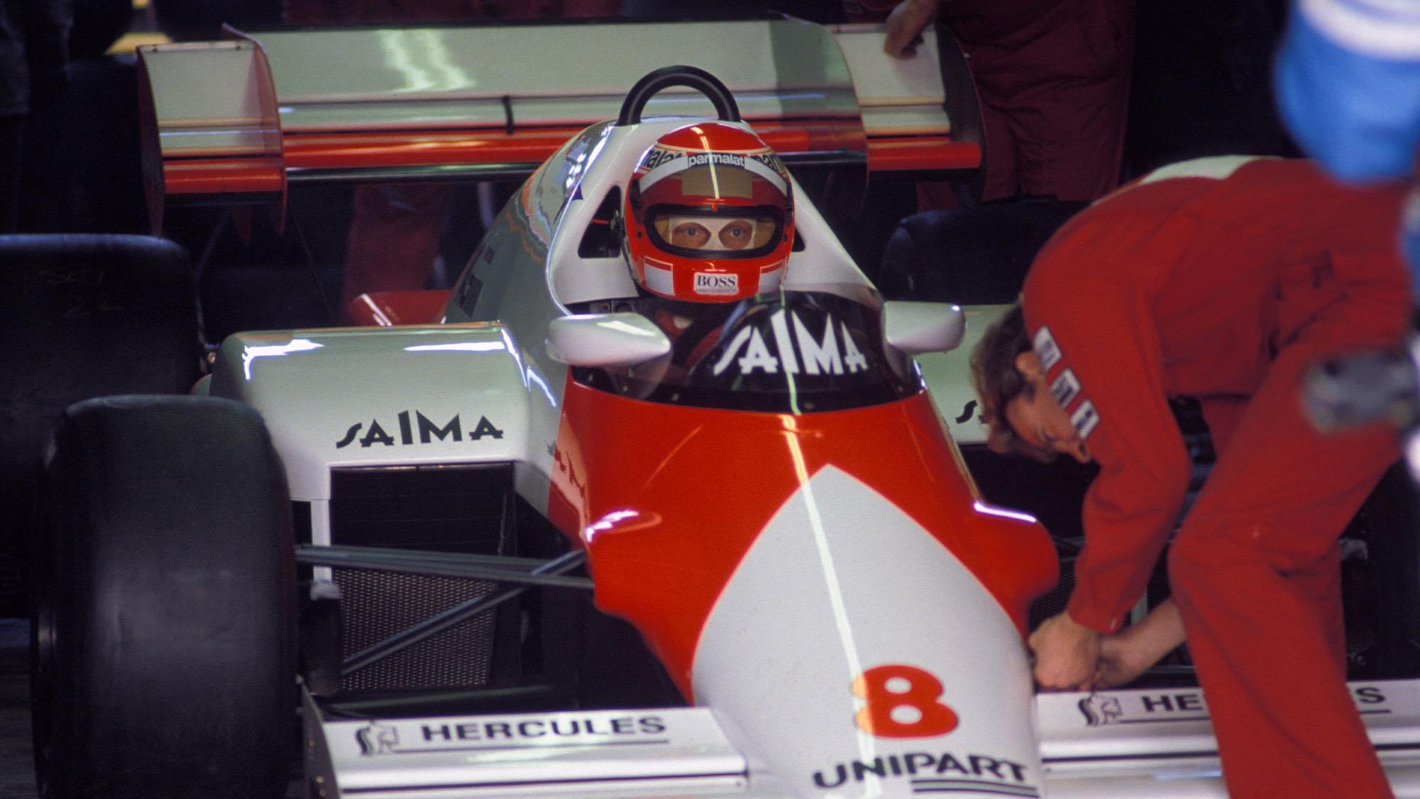 Niki Lauda McLaren