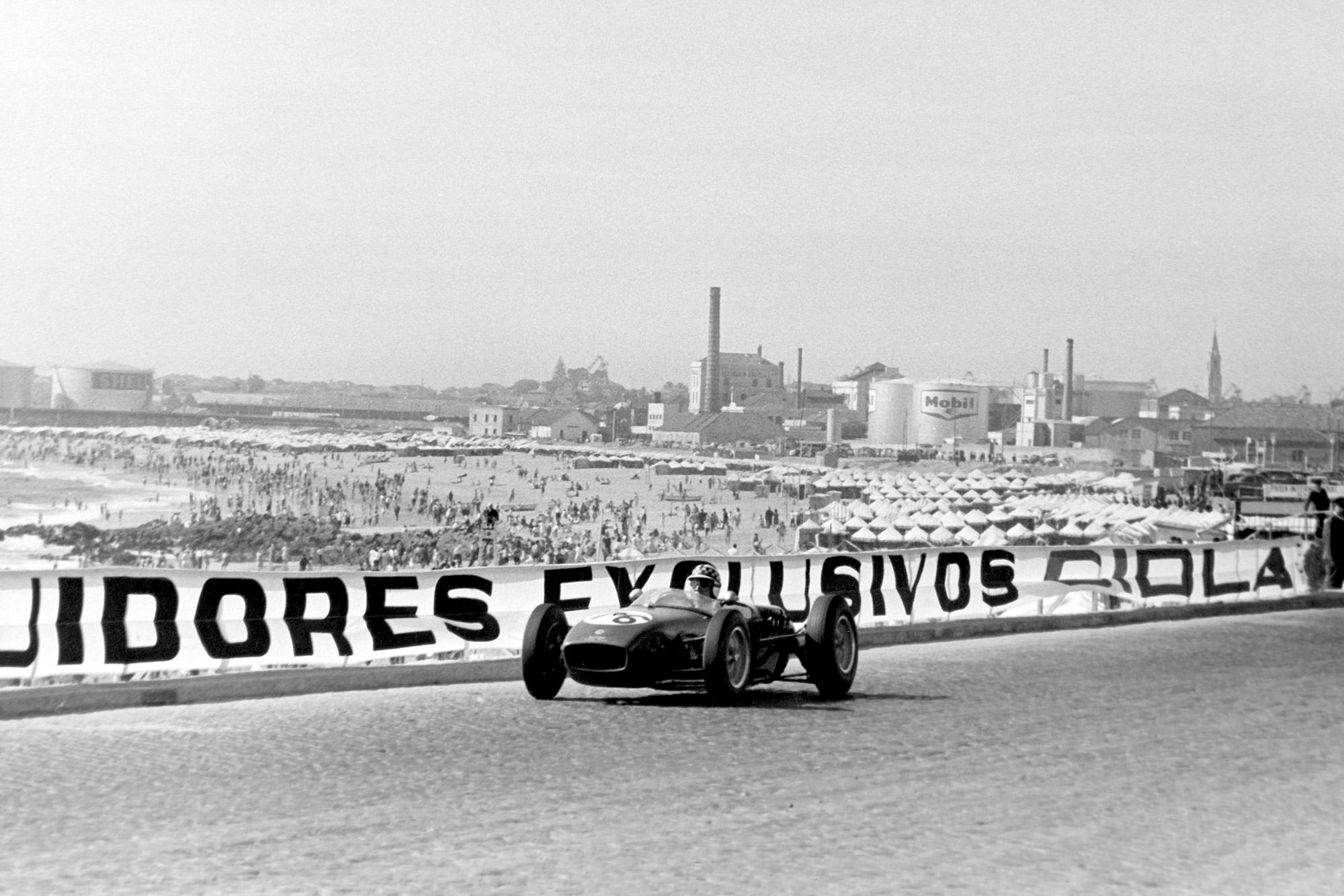 Ireland put his Lotus 6th on the grid