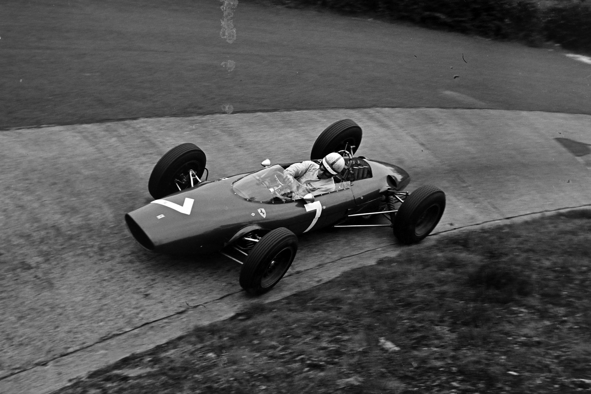 1963 German GP Surtees