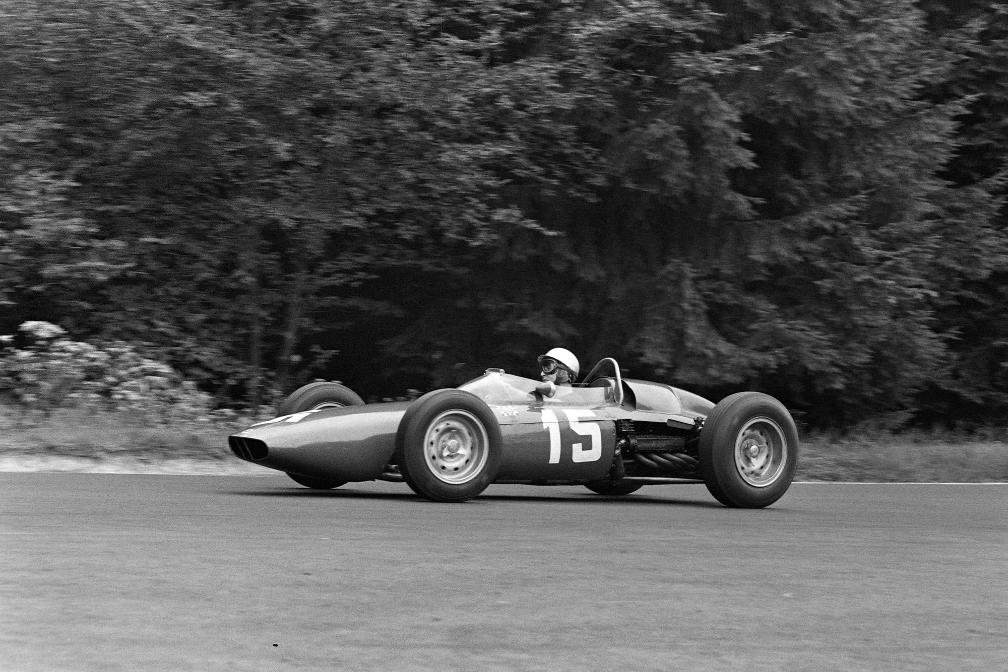 Lorenzo Bandini, BRM P57.