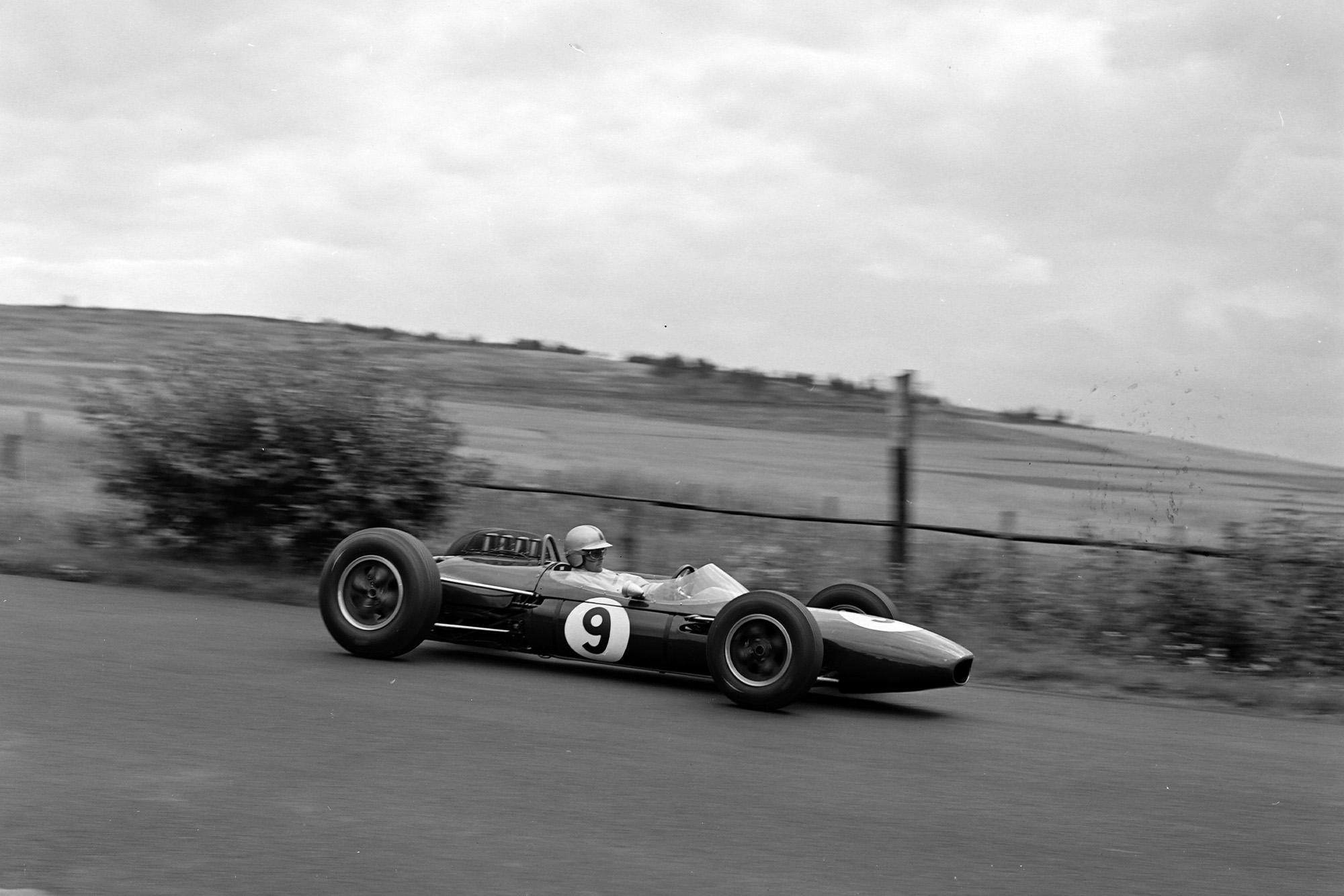 Jack Brabham, Brabham BT7 Climax.