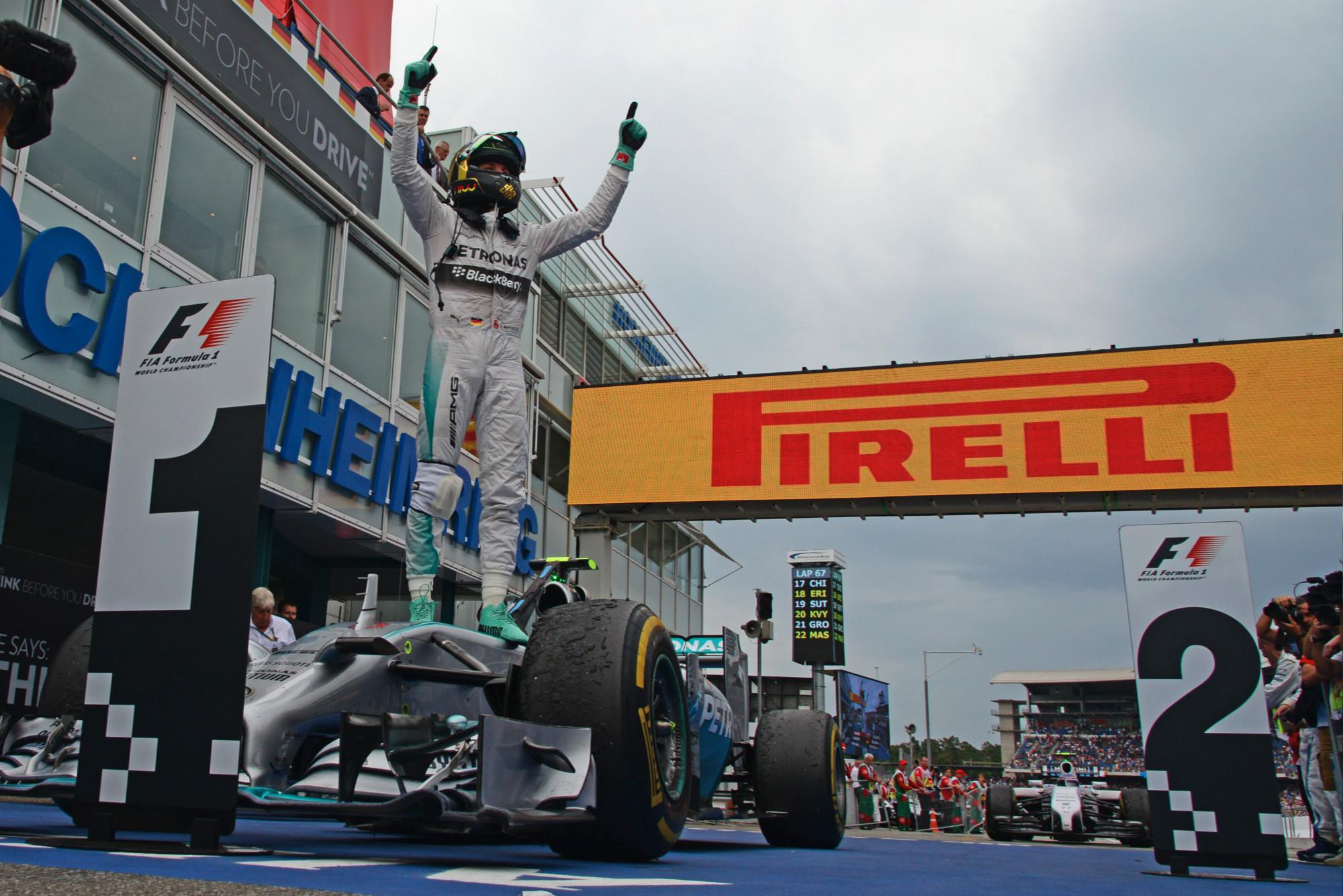 2014 German GP report