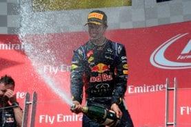2014 Canadian GP report