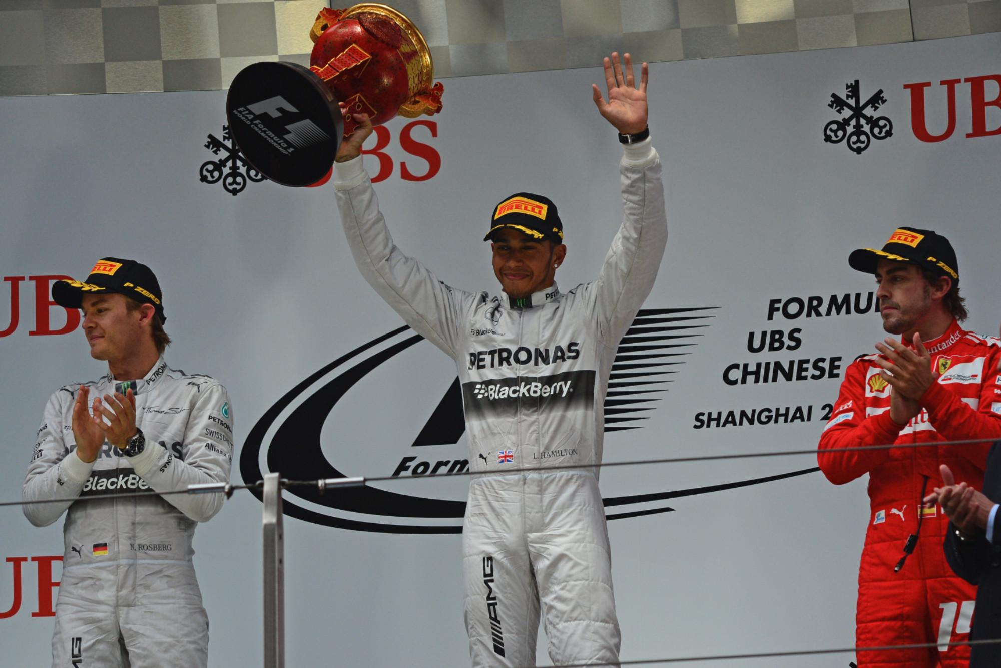 2014 Chinese GP report