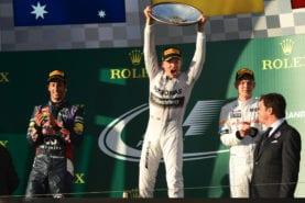 2014 Australian GP report