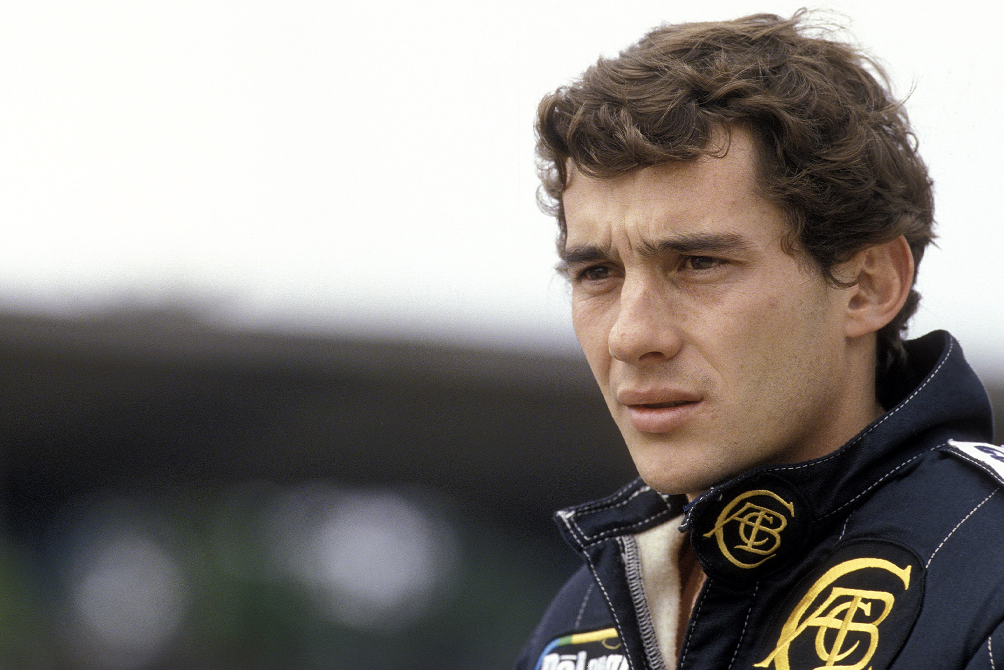 Ayrton Senna tried his hand at rallying for a weekend