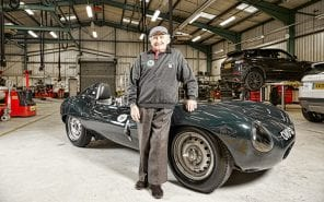 Dewis recognised with OBE