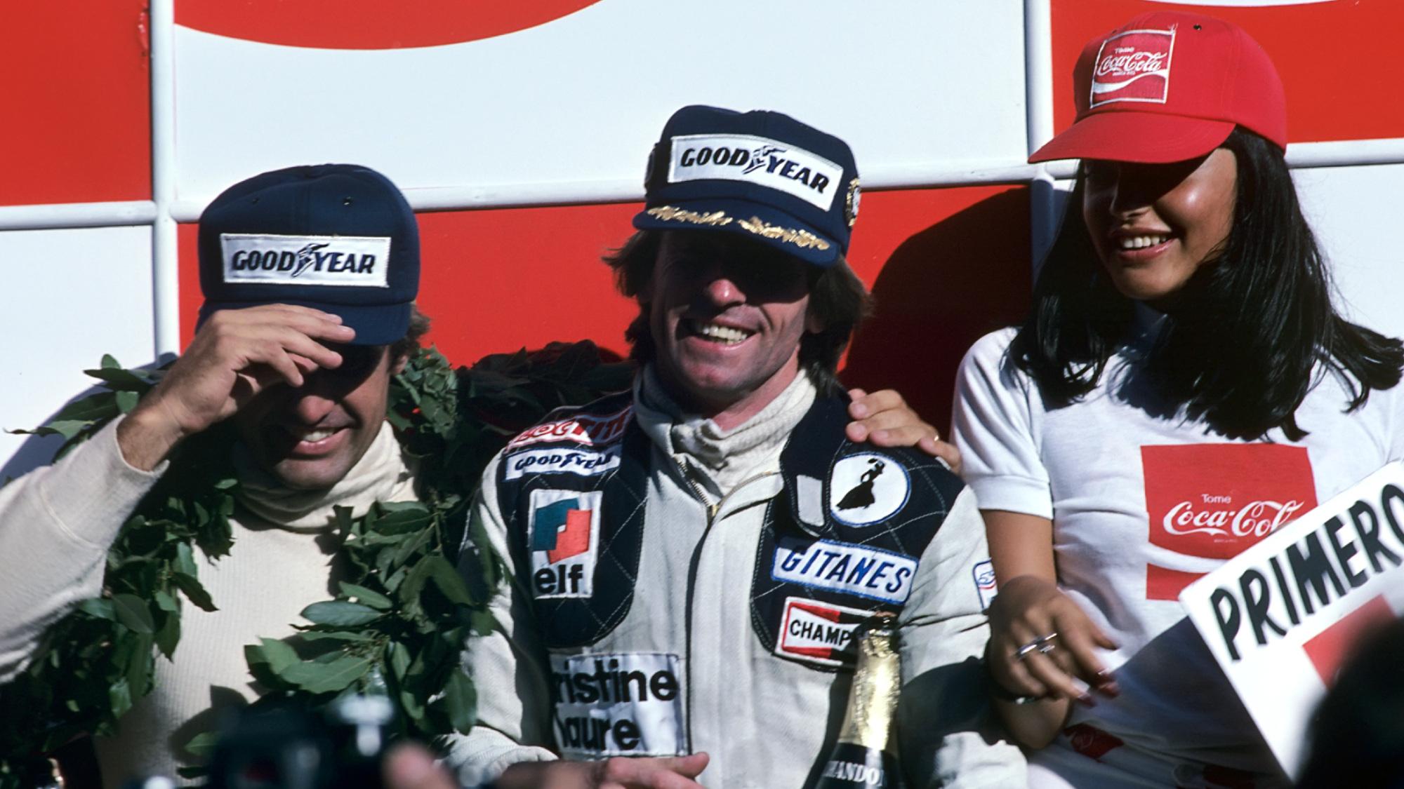 Jacques Laffite, 1979 Argentine GP
