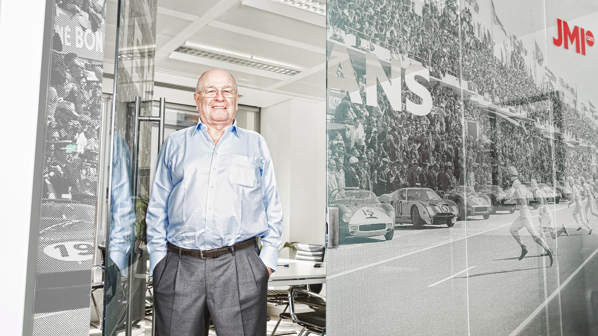 John Hogan in office