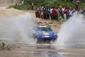 The East African Safari Classic Rally