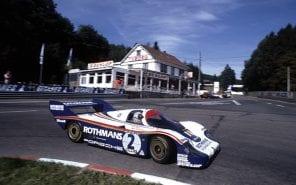 Great racing cars: Porsche 956 & 962