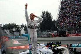 2015 Mexican GP report