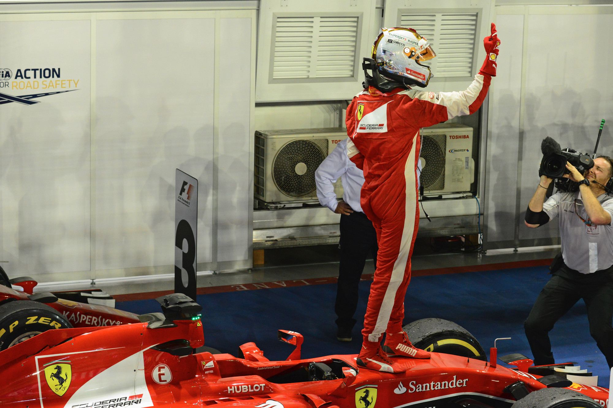 2015 Singapore GP report