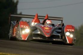 Great racing cars: 2006-08 Audi R10 TDI