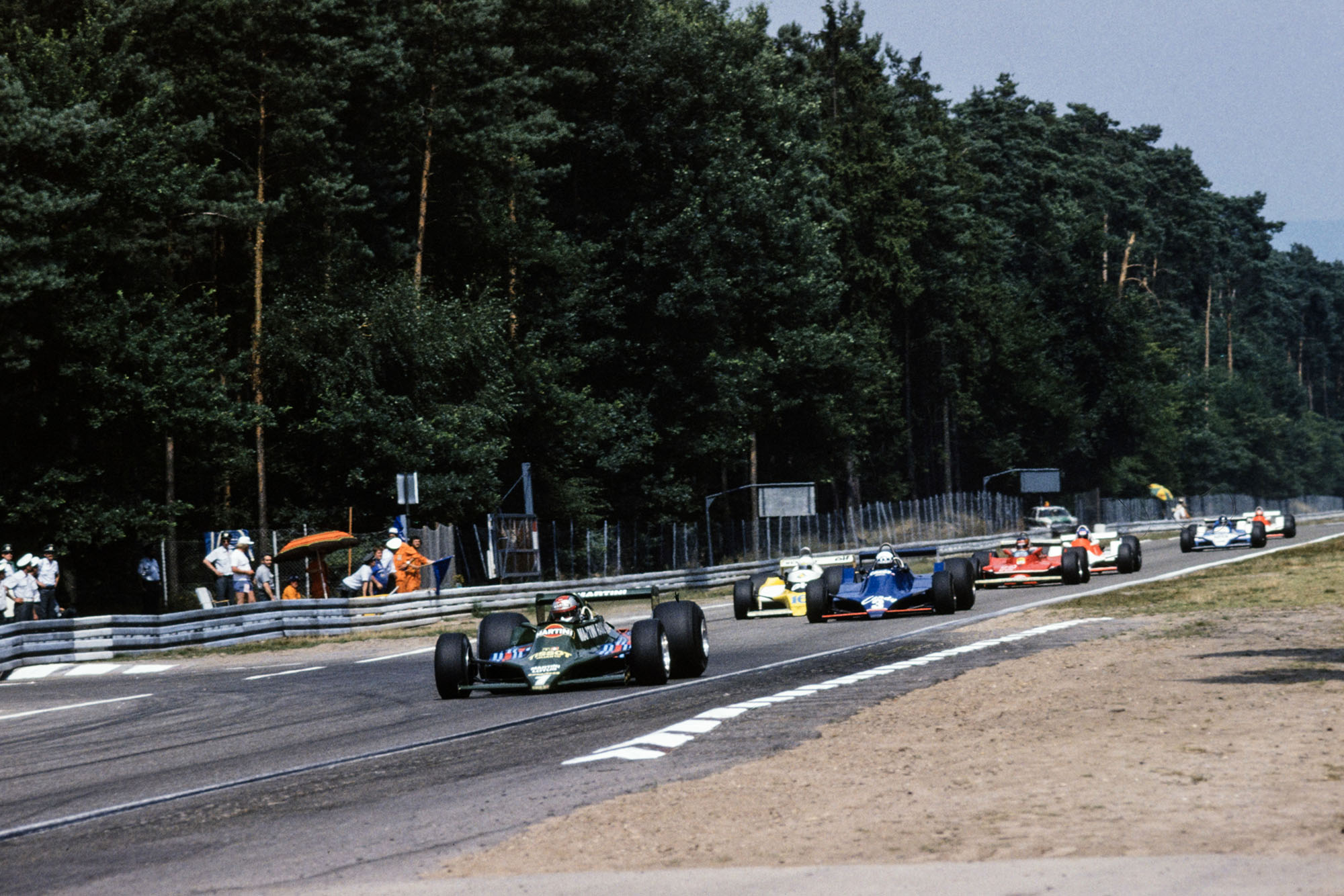 1979 German GP race
