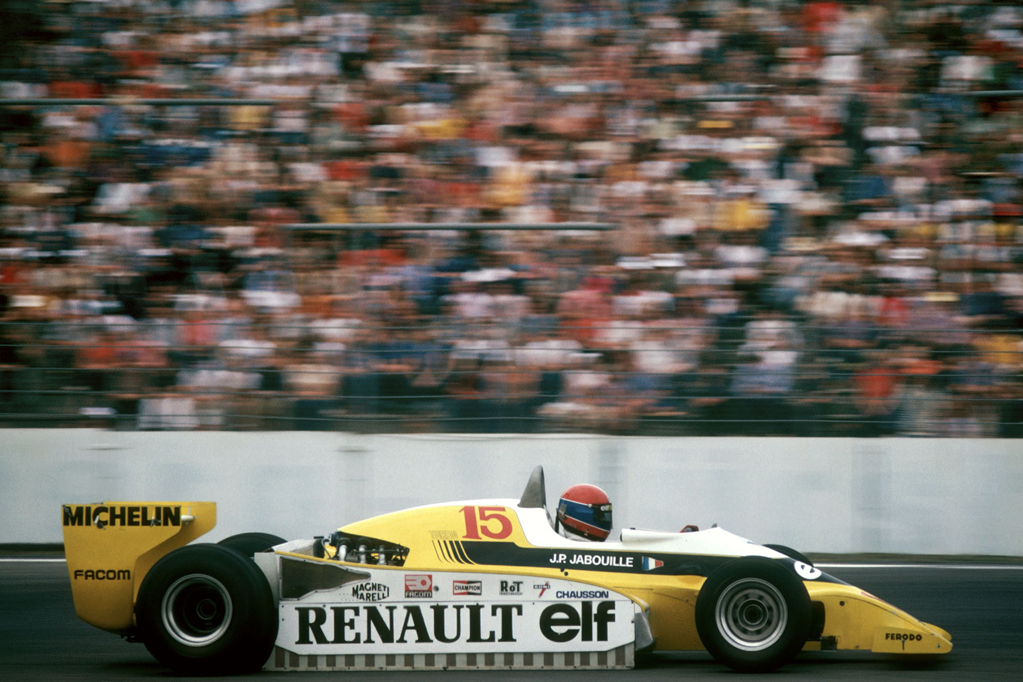 1979 German GP Jabouille