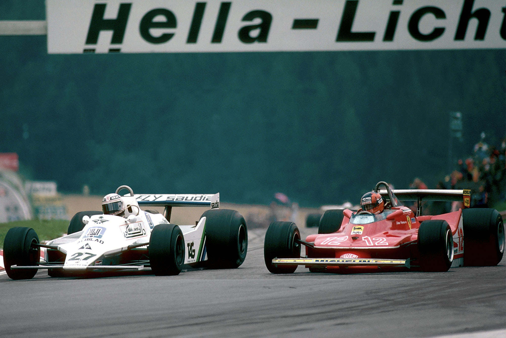 1979 Austrian GP race