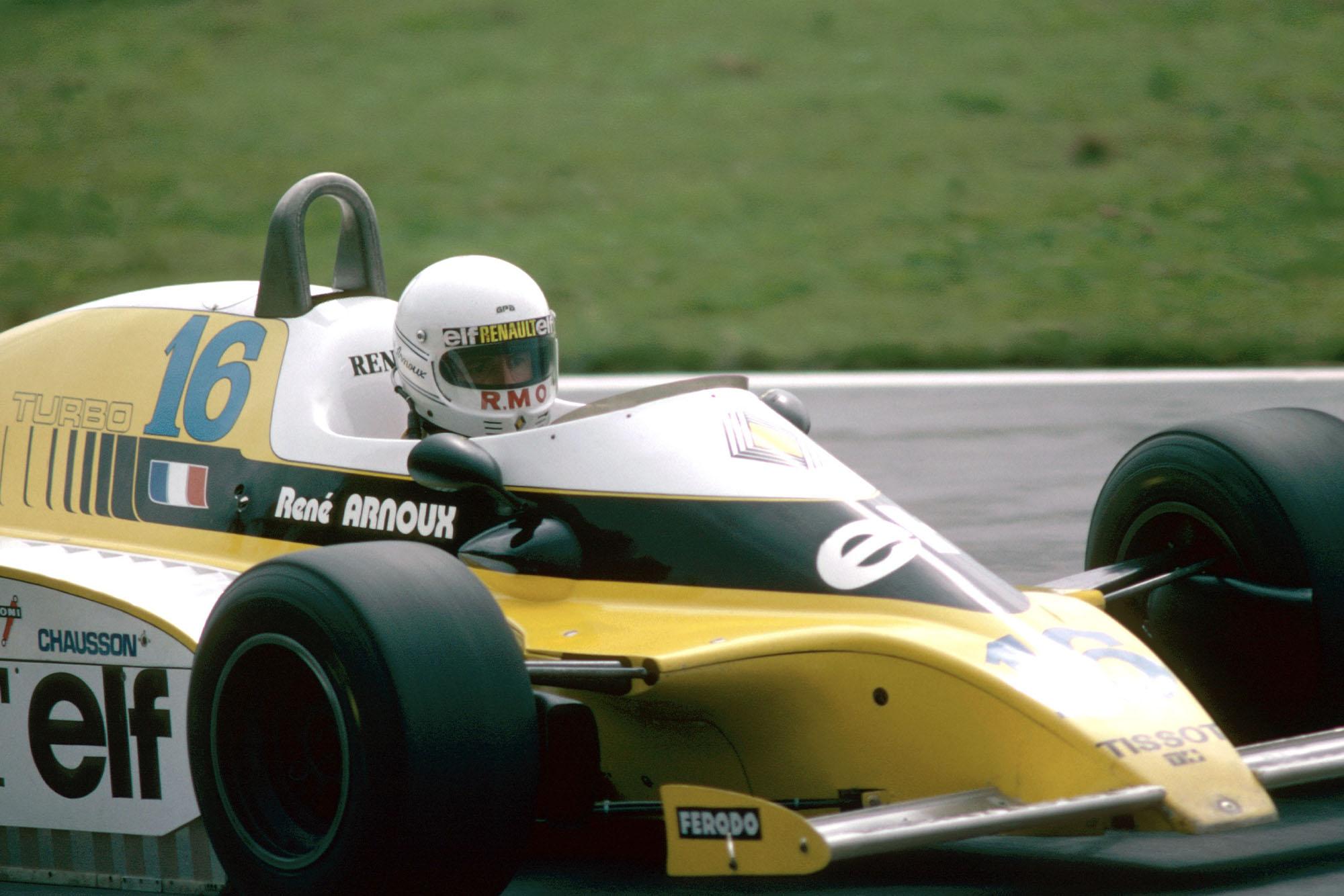1979 Austrian GP Arnoux