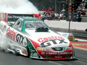 Drag racing's Force of nature