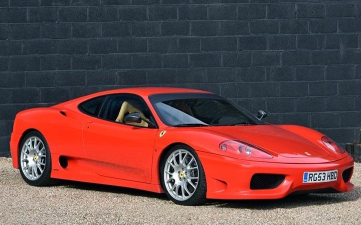 Classified spotlight: Ferrari 360 Challenge Stradale