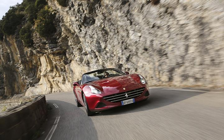 Turbocharged Ferraris