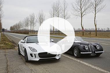 Jaguar and Dewis return to Jabbeke