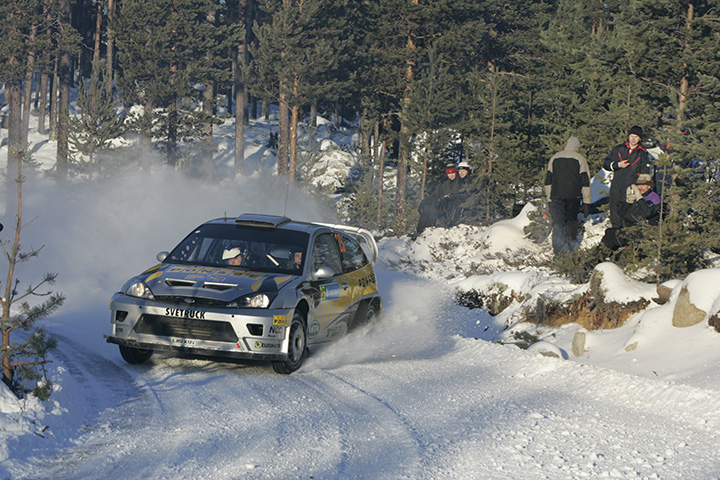 Great racing cars: 2005 Ford Focus RS WRC 05