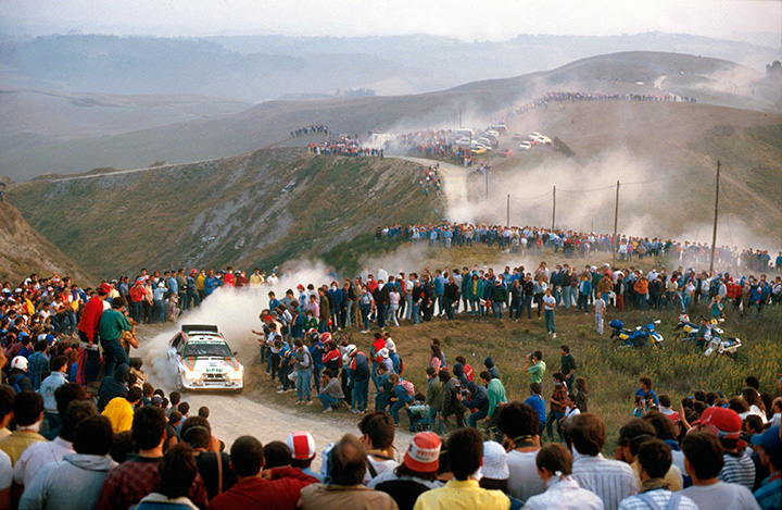 Great rally cars: 1987-93 Lancia Delta HF Integrale