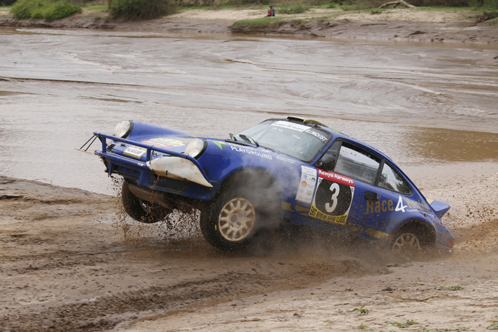 Stig takes long overdue Safari victory