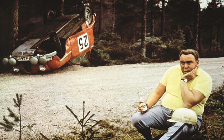 Erik Carlsson, 1929-2015